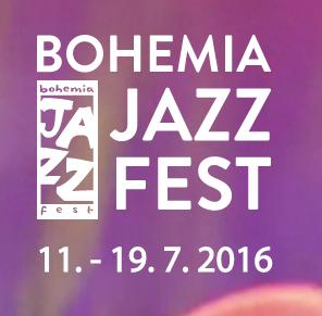 Bohemia Jazz Fest Logo