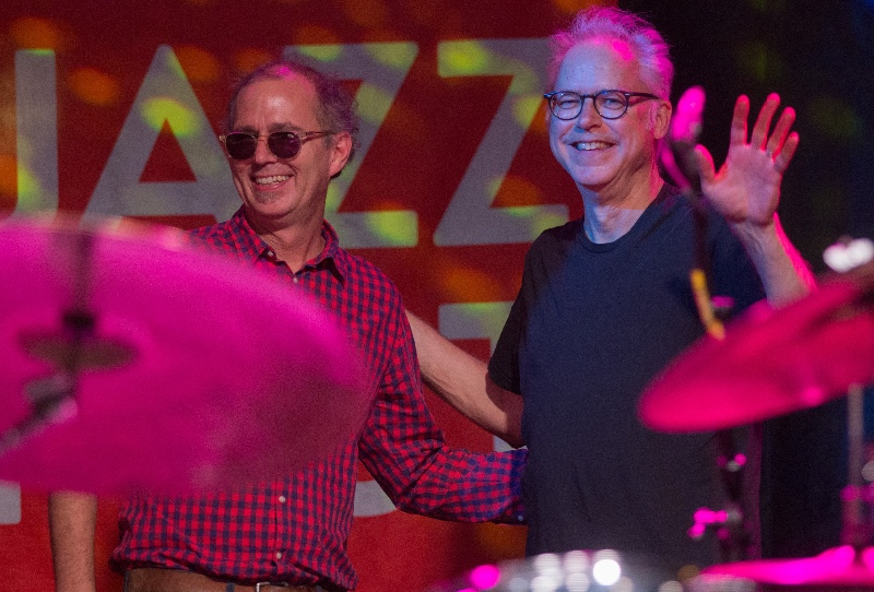 Kenny Wollesen Bill Frisell