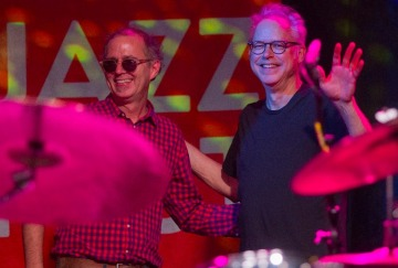 Kenny Wollesen and Bill Frisell