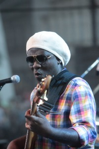 Richard Bona BJF 2012