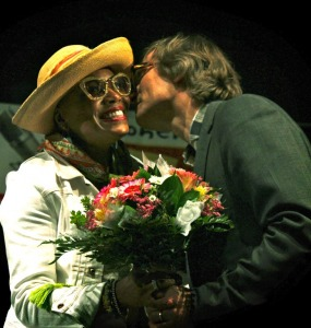 Dee Dee Bridgewater and Rudy BJF 2012 Linka